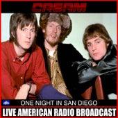 One Night In San Diego (Live) de Cream