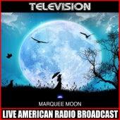 Marquee Moon (Live) de Television