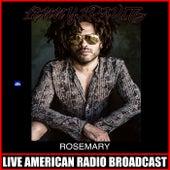 Rosemary (Live) by Lenny Kravitz