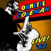 Live '62 von Ornette Coleman