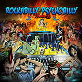 Rockabilly & Psychobilly Madness de Various Artists