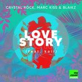 Love Story de Crystal Rock