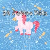 24 Active Kids by Canciones Infantiles