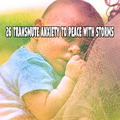 26 Transmute Anxiety to Peace with Storms by Rain Sounds and White Noise