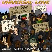 Universal Love de Anthony Que