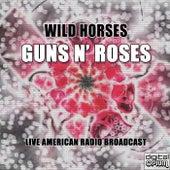 Wild Horses (Live) de Guns N' Roses