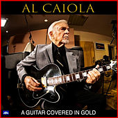 A Guitar Covered In Gold by Al Caiola