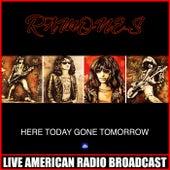 Here Today Gone Tomorrow (Live) de The Ramones