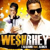 Wesh rey (feat. Alonzo) de L'algerino