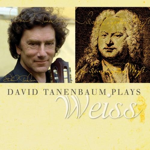 Weiss : Suite No. 21 & 16 by David Tanenbaum