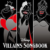 Disney Villains Songbook by Various Artists