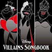 Disney Villains Songbook von Various Artists