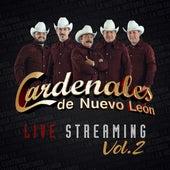 Live Streaming, Vol.2 (En Vivo) by Cardenales De Nuevo León