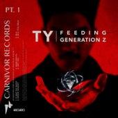 Feeding Generation Z de T-Y