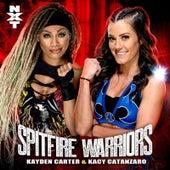 Spitfire Warriors (Kayden Carter & Kacy Catanzaro) de WWE