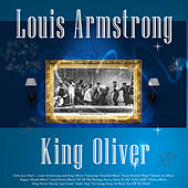 Early Jazz Stars - Louis Armstrong and King Oliver (Digitally Remastered) by Various Artists