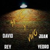 SIMPLE Y VIVO de Juan Yedro
