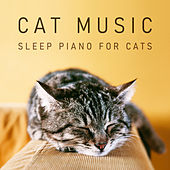 Cat Music: Sleep Piano for Cats de Noble Music ASMR
