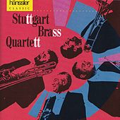 Telemann, Vivaldi & Others: Chamber Works de Stuttgart Brass Quartett