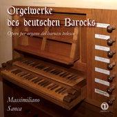 J.S. Bach, Krebs, Pachelbel, & Walther: Organ Works von Massimiliano Sanca