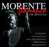 Morente Flamenco (En Directo) by Enrique Morente