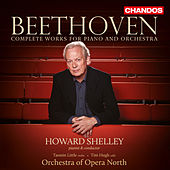 Beethoven: Complete Works for Piano and Orchestra by Various Artists