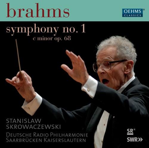 Brahms: Symphony No. 1 by Stanislaw Skrowaczewski