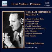 Primrose: Recital, Vol. 1 von Various Artists