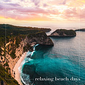 Relaxing Beach Days by Sea Waves Sounds