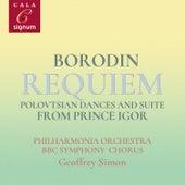 Borodin: Requiem, Polovtsian Dances and Suite from Prince Igor von BBC Symphony Chorus