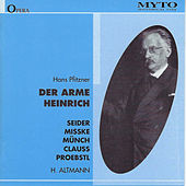 Pfitzner: Der arme Heinrich by Bavarian Radio Symphony Orchestra