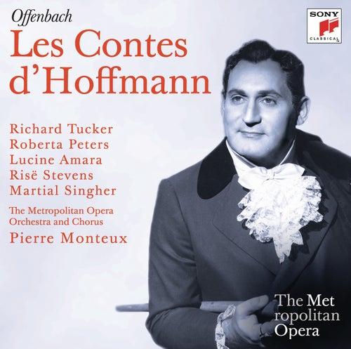Offenbach: Les Contes d'Hoffmann (Metropolitan Opera) by Various Artists