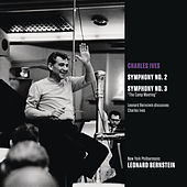 Ives: Symphony No. 2 & Symphony No. 3