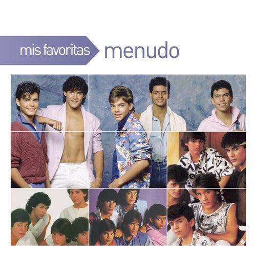 Mis Favoritas by Menudo