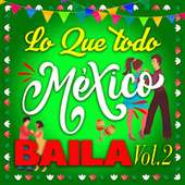 #Lo que Todo México Baila Vol 2 by Various Artists