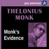 Monk's Evidence de Thelonious Monk