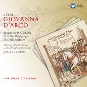 Verdi: Giovanna D'Arco by James Levine