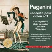 Paganini: Concerto pour violon No. 1, La campanella, Moto perpetuo, Cantabile & Variations de Various Artists