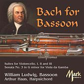 Bach for Bassoon de Various Artists