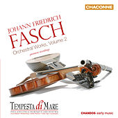 Fasch: Orchestral Works, Vol. 2 de Emlyn Ngai