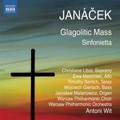 Janacek: Glagolitic Mass - Sinfonietta de Various Artists