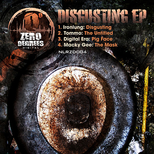 Disgusting EP by Various Artists