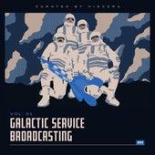 Galactic Service Broadcasting Vol. 1 de Various Artists