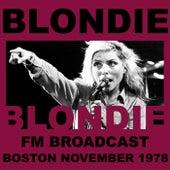 Blondie FM Broadcast Boston November 1978 de Blondie