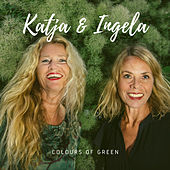 Colours of green by Katja