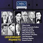 Orfeo 40th Anniversary – Legendary Pianists by Various Artists