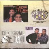 Serie 2 Lps 1+1 von Durval e Davi