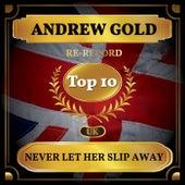 Never Let Her Slip Away (UK Chart Top 40 - No. 5) de Andrew Gold