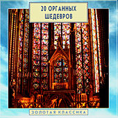 Golden Classics. 20 Masterpieces Of Organ by Dmitry Ruzanov