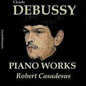 Claude Debussy, Vol. 5: Piano Works (Award Winners) de Robert Casadesus